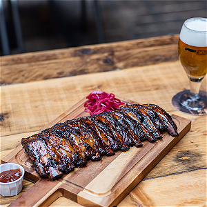Foto Cannibale's favourite ribs Combo